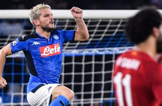 Napoli 2-0 Liverpool: Two late goals condemn Reds to defeat in Naples