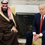 A coalition of the few: U.S. and Saudi Arabia stand alone against Iran
