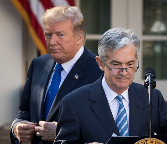 Trump shoves the Fed into new territory