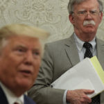 Bolton unloads on Trump's foreign policy behind closed doors