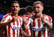Champions League: Atletico Madrid 2-2 Juventus