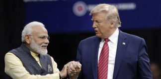At a rally like no other, Trump woos Indian American voters ahead of 2020