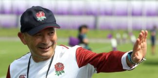 England name team to face Argentina at Rugby World Cup