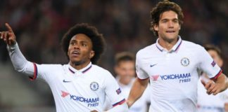 Lille 1-2 Chelsea: Willian volley earns Champions League win in France
