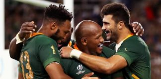South Africa 49-3 Italy: Springboks cruise to Rugby World Cup Pool B win