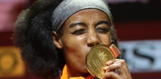 Alberto Salazar: 'Angry' Sifan Hassan says 'I am clean' after 1500m World Championships win