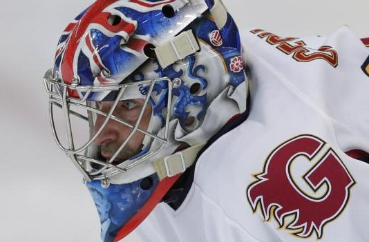 Petr Cech saves two penalties on ice hockey debut for Guildford Phoenix