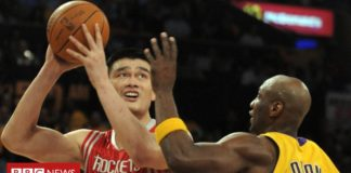 NBA facing 'substantial' losses over China dispute