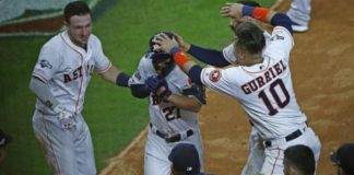 Houston Astros reach World Series with win over New York Yankees