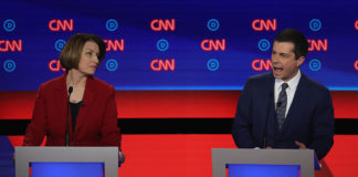 'It sure feels like Buttigieg and Klobuchar have wind in their sails'