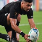 England v New Zealand: All Blacks prepare for semi-final kicking contest