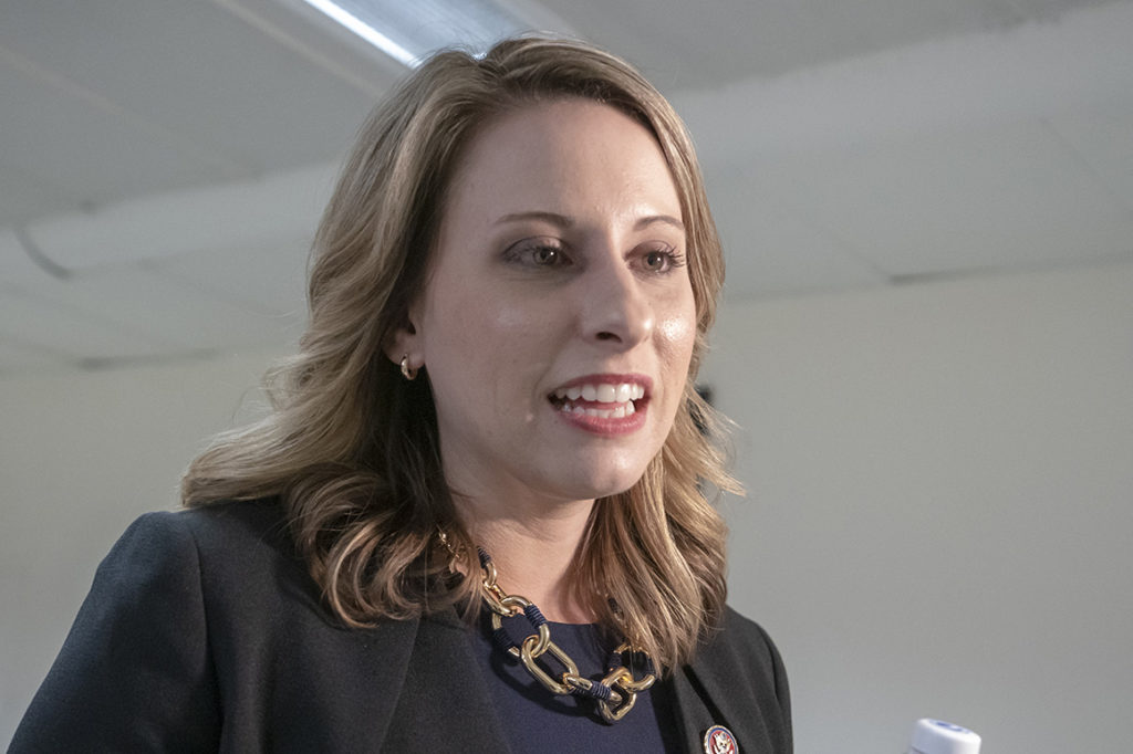 Rep. Katie Hill announces resignation amid allegations of
