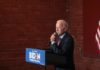 Biden flips stance on super PAC help amid cash struggles