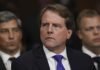 DOJ: Negotiations with House for McGahn interview are ongoing