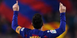 Barcelona 5-1 Real Valladolid: Lionel Messi scores twice as Barcelona return to the top
