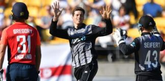 New Zealand beat England by 21 runs to level T20 series