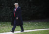 Trump's latest legal strategy on impeachment: Run out the clock