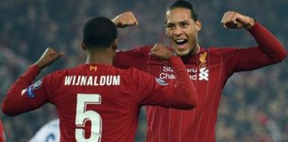 Liverpool 2-1 Genk: Reds go top of the group with Anfield win
