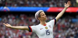 Megan Rapinoe's fight for equality