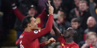 Liverpool 3-1 Man City: Reds go nine clear of champions with fine win