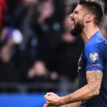 France 2-1 Moldova: Olivier Giroud winner sends top