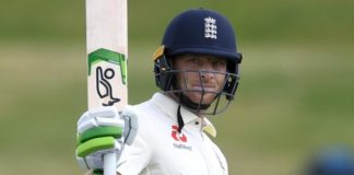 England in New Zealand: Jos Buttler hits century as tourists draw final warm-up