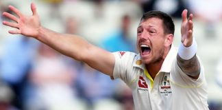 Australia v Pakistan: Bowler James Pattinson suspended for first Test