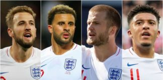 England: Which players are in line to star for Gareth Southgate's side at Euro 2020?