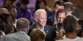'Joe is an uncle to our state': South Carolina polls show Biden with blowout lead