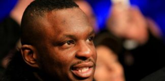 Dillian Whyte: Heavyweight announces return to ring next month