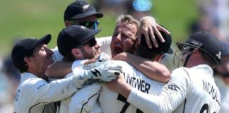 England in New Zealand: Hosts win first Test by innings & 65 runs
