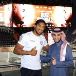 Human rights & 'sportswashing': Why Joshua v Ruiz II in Saudi Arabia is so controversial