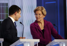 Buttigieg and Warren come clean in tangle over transparency