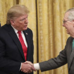 Trump tightens grips on judges as McConnell wins 50th Circuit pick
