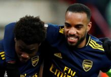Standard Liege 2-2 Arsenal: Gunners fight back secures top spot