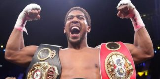 Anthony Joshua: Tyson Fury or Deontay Wilder fight 'has to happen in 2020'