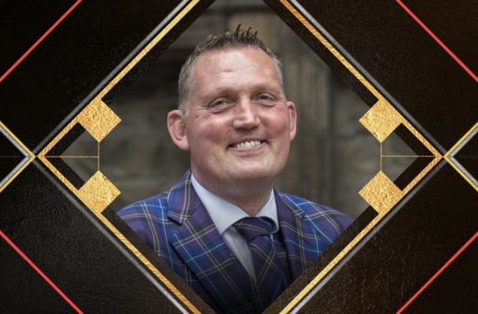 Doddie Weir wins Helen Rollason Award at Sports Personality 2019