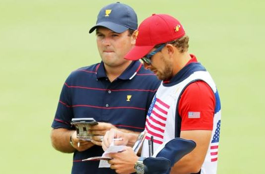 Presidents Cup: Patrick Reed's caddie involved in altercation win fan
