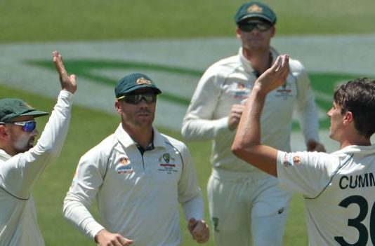 Australia v New Zealand: Hosts gain commanding lead after bowling out Kiwis for 166
