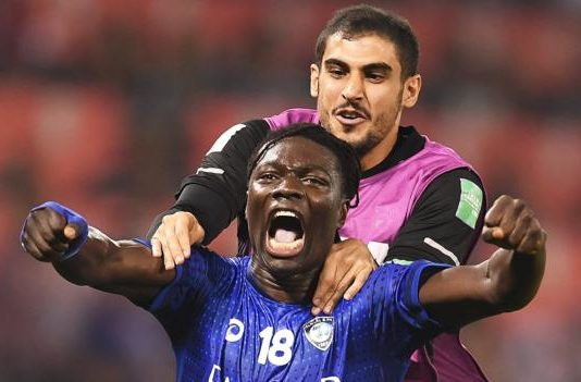 Al Hilal 1-0 Esperance Sportive de Tunis: Ex-Swansea striker Bafetimbi Gomis scores winner to reach Fifa Club World Cup semis