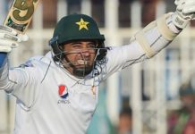 Pakistan v Sri Lanka: Abid Ali becomes first batsman to score centuries on Test and ODI debuts