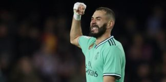 Valencia 1-1 Real Madrid: Karim Benzema rescues point for visitors