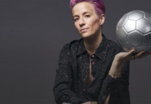 Megan Rapinoe: Ballon d'Or winner on Donald Trump, arrogance and equal pay