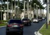 'These are his people': Trump cuts loose at Mar-a-Lago