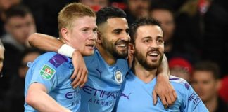 Carabao Cup – Man Utd 1-3 Man City: Holders overwhelm rivals in semi-final first leg