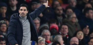 Arsenal boss Mikel Arteta 'not expecting big things' in transfer window