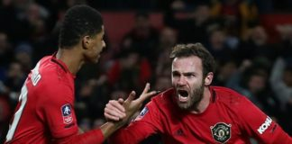 Manchester United 1-0 Wolverhampton Wanderers, FA Cup third-round replay