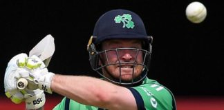 West Indies v Ireland: Tourists secure dramatic four-run win in opening T20I in Grenada
