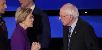 Sanders-Warren dispute jolts Bernie's base into action