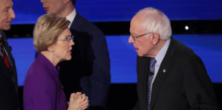 Warren and Bernie try to move on as conflict shakes 2020 primary